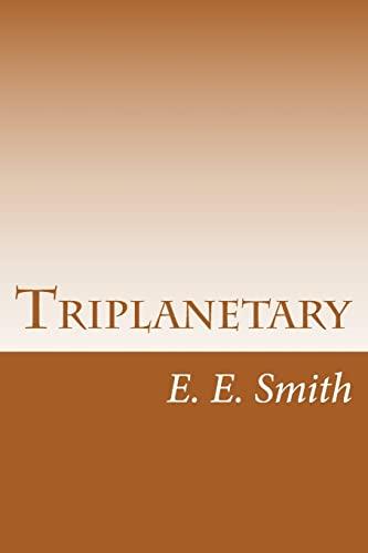 9781499305319: Triplanetary