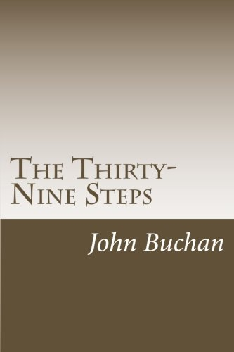 9781499308761: The Thirty-Nine Steps