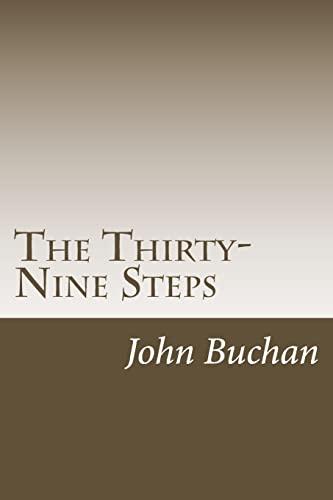 9781499308761: The Thirty-Nine Steps