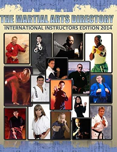 The Martial Arts Directory 2014 FUll Color: Woodman, Mr. Allen