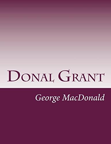 9781499327038: Donal Grant