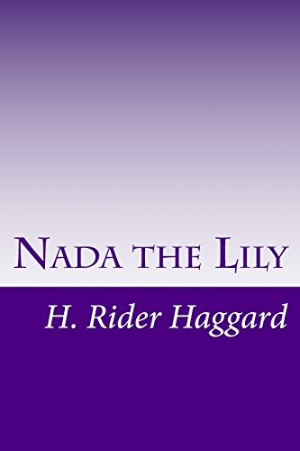 9781499339024: Nada the Lily