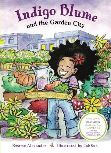 9781499346145: Indigo Blume and the Garden City