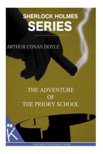9781499348224: The Adventure of the Priory School