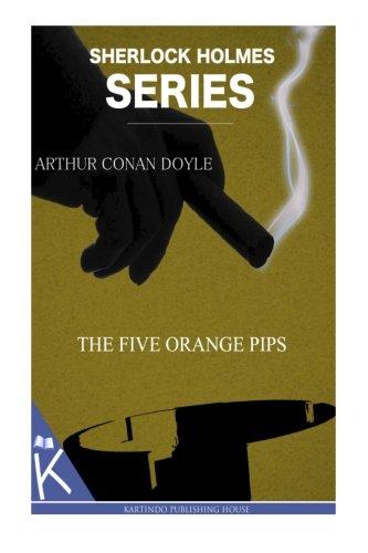 9781499349191: The Five Orange Pips