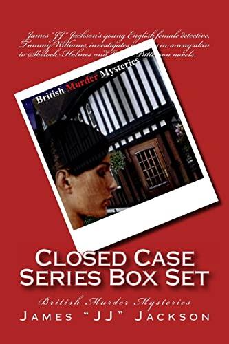 9781499356168: Closed Case Series Box Set: British Murder Mysteries