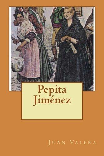 9781499356229: Pepita Jiménez (Spanish Edition)