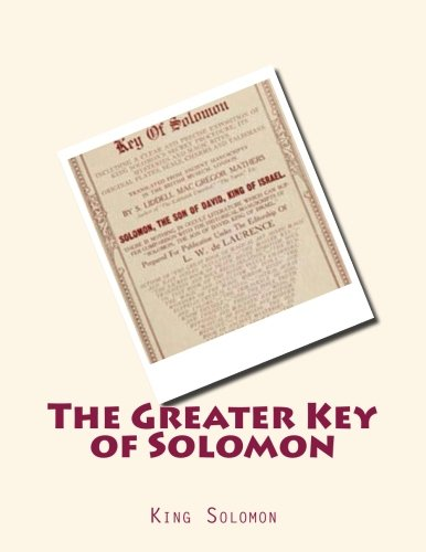 9781499366853: The Greater Key of Solomon