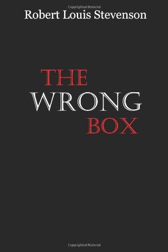 9781499376272: The Wrong Box