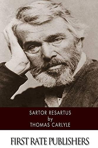 9781499391312: Sartor Resartus