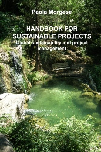 9781499397406: HANDBOOK FOR SUSTAINABLE PROJECTS Global sustainability and project management