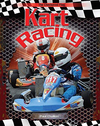 Kart Racing (The Checkered Flag): Challen, Paul