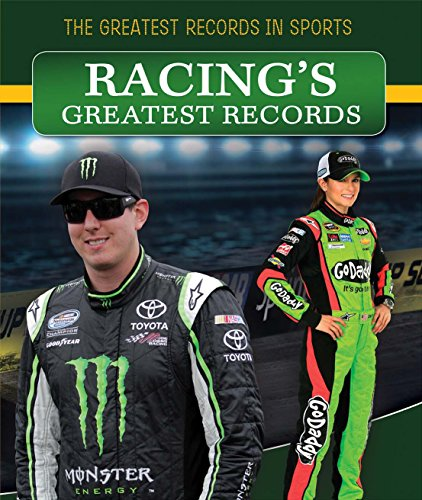 Racing's Greatest Records (Greatest Records in Sports): Niver, Heather Moore