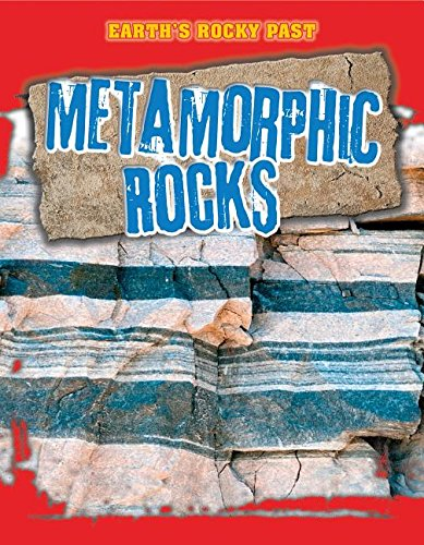 Metamorphic Rocks (Library Binding): Richard Spilsbury