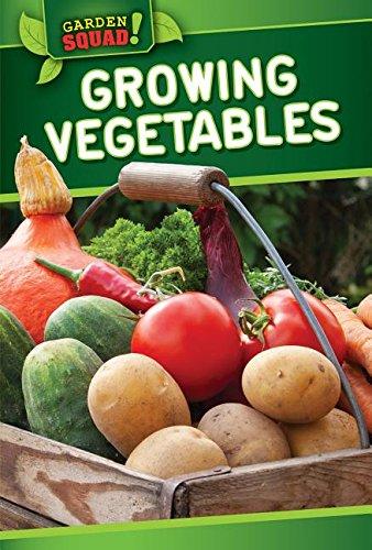 9781499409734: Growing Vegetables (Garden Squad!)