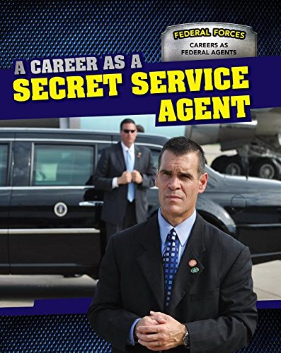 A Career as a Secret Service Agent: Shea, Therese