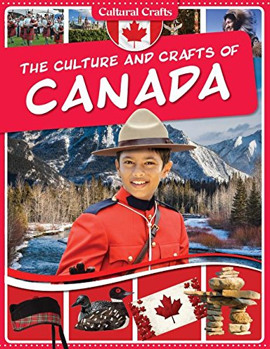 9781499411188: The Culture and Crafts of Canada (Cultural Crafts)