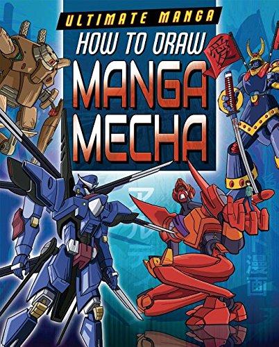 9781499411454: How to Draw Manga Mecha (Ultimate Manga)
