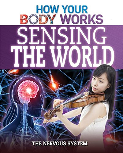 9781499412321: Sensing the World: The Nervous System (How Your Body Works)