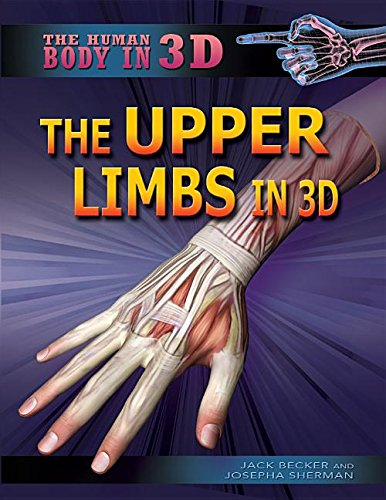 9781499436198: The Upper Limbs in 3D (The Human Body in 3D)