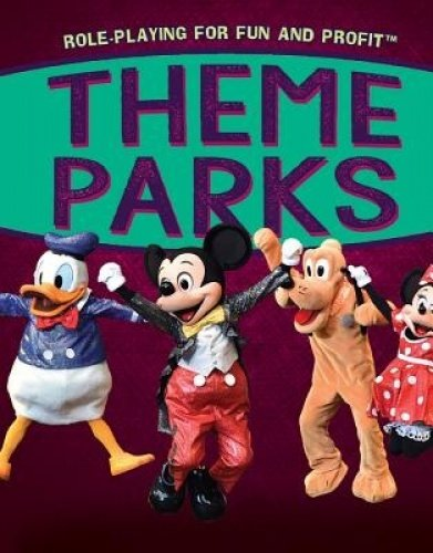 Theme Parks (Library Binding): Bobi Martin