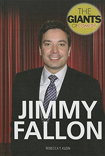Jimmy Fallon (Hardback): Rebecca Klein