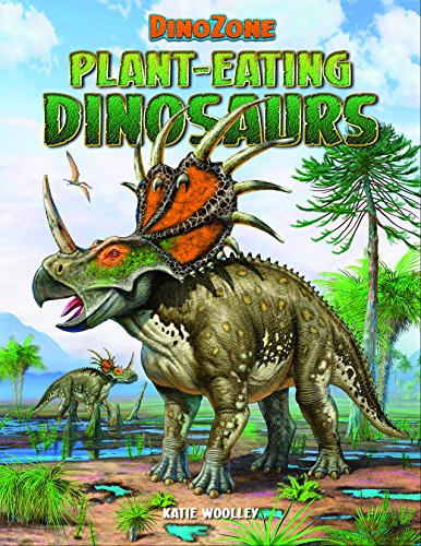 9781499481709: Plant-Eating Dinosaurs (Dinozone)