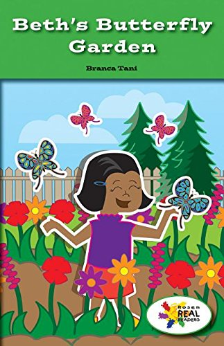 9781499495867: Beth's Butterfly Garden (Rosen Real Readers: Stem and Steam Collection)