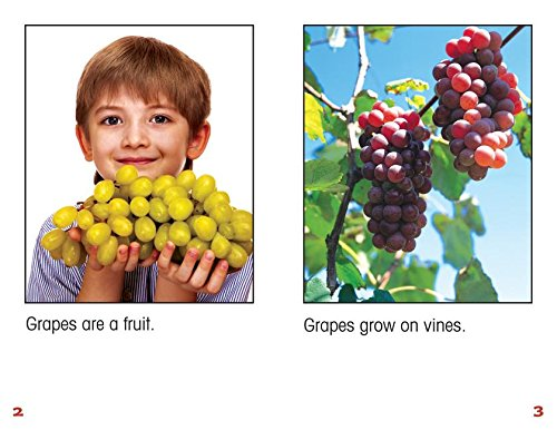 9781499496451: All about Grapes (Rosen Real Readers: Stem and Steam Collection)