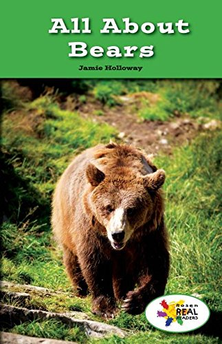 9781499496871: All About Bears (Rosen Real Readers: Stem and Steam Collection)