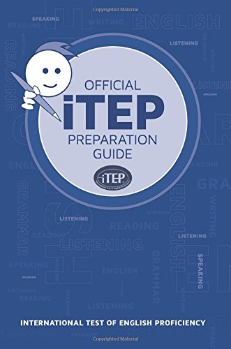 9781499501278: Official iTEP Preparation Guide