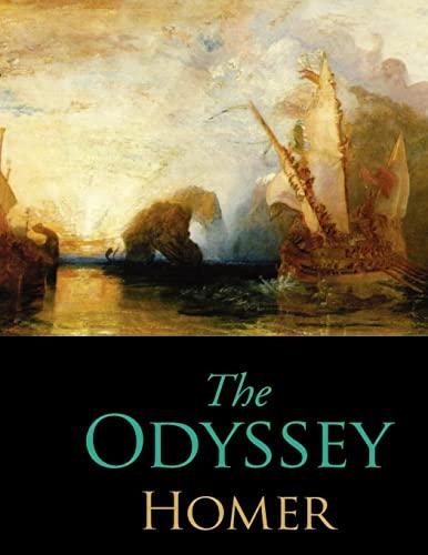 9781499512427: The Odyssey