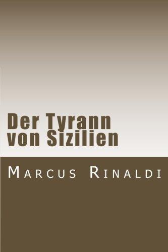 9781499517682: Der Tyrann von Sizilien: Conti Salvatore Rinaldi II