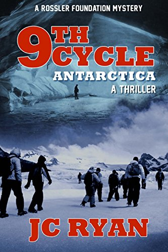 9781499530827: Ninth Cycle Antarctica: A Thriller (A Rossler Foundation Mystery) (Volume 2)