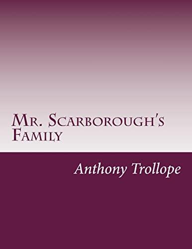 9781499546033: Mr. Scarborough's Family