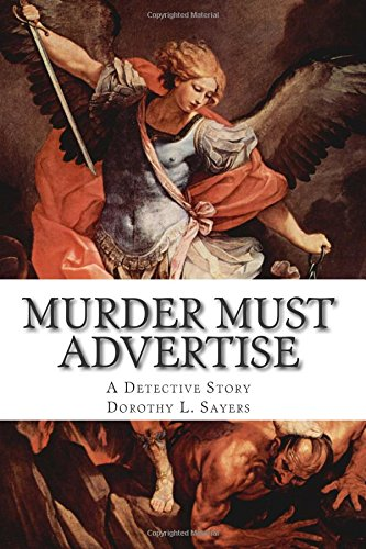 9781499555639: Murder Must Advertise. A Detective Story.