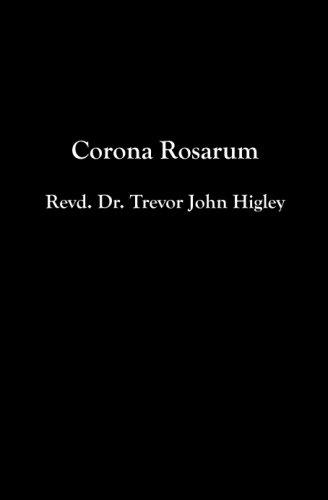 9781499560084: Corona Rosarum: A Simple Rosary Prayer in Latin