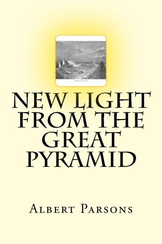 9781499562309: New Light from the Great Pyramid