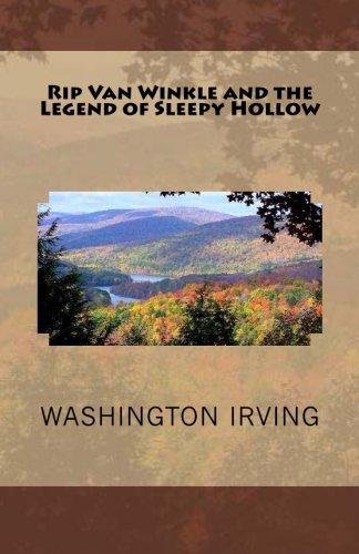 9781499570670: Rip Van Winkle and the Legend of Sleepy Hollow