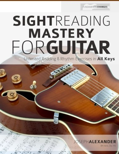 9781499579079: Sight Reading Mastery for Guitar (Sight Reading for Modern Instruments) (Volume 1)