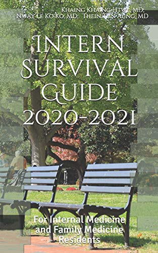 9781499579680: Intern Survival Guide: For Internal Medicine and Family Medicine Residents
