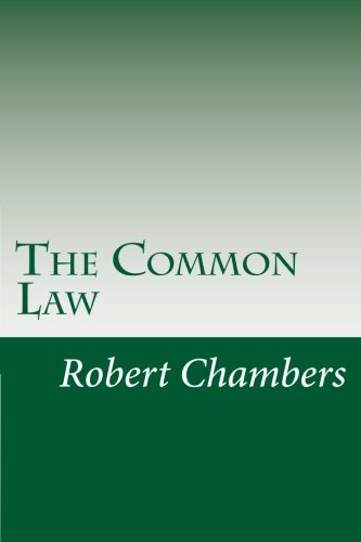 9781499582208: The Common Law