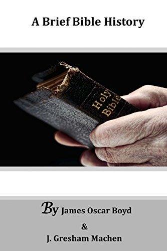 9781499582451: A Brief Bible History
