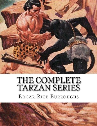 9781499583748: Tarzan series