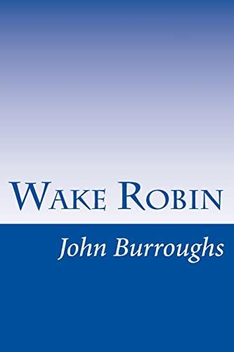 9781499583991: Wake Robin