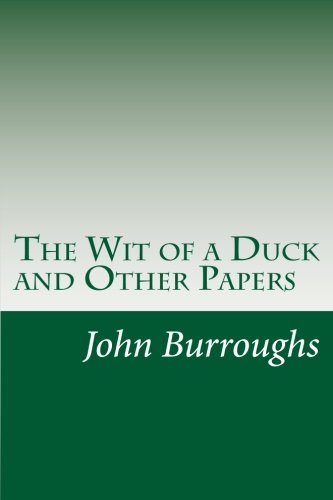 9781499585100: The Wit of a Duck and Other Papers