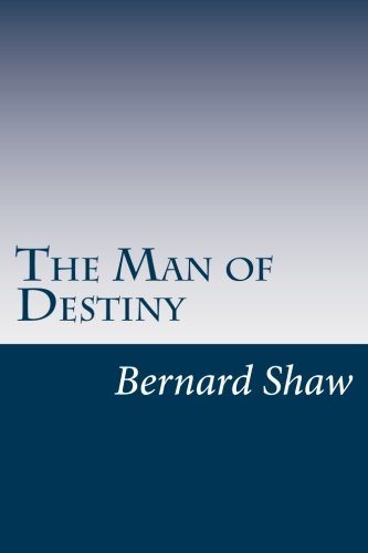 9781499586947: The Man of Destiny
