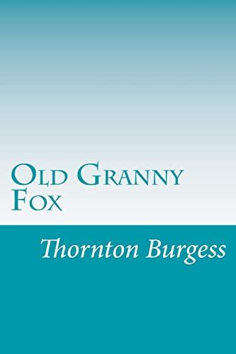9781499592252: Old Granny Fox