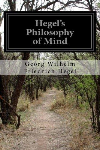 9781499594690: Hegel's Philosophy of Mind