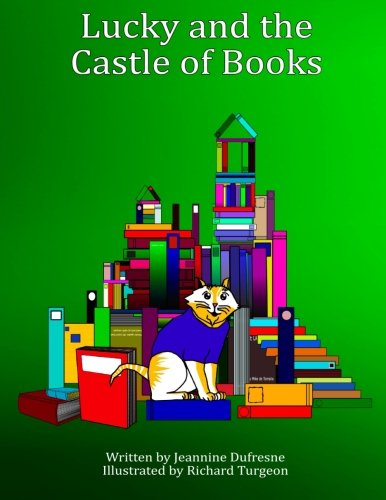 9781499598513: Lucky and the Castle of Books